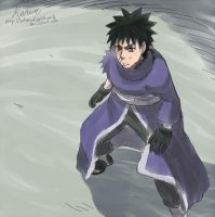 Obito-Battlefield by BotanofSpiritWorld