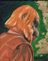 DrZaius by Bill-Pulkovski