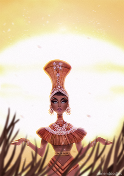 Shea Coulee by DarienDoodles