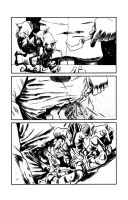 Undertow #5 / The Forgetting pt.4 / Page 5 by ADAMshoots