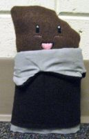 Chocolate Bar Plushie by NocturnalEquine