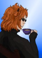 Tea Time Margensen by lost-in-a-fishbowl