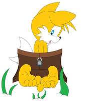 Tails Gonna Get It by JAVA-MOCHA