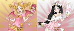Magical Girls Adopts (closed) by i-am-a-fangirl