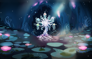 Element Tree Wallpaper by AppleCider1412
