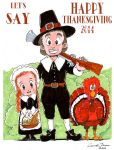 Happy Thanksgiving 2014 by N-City