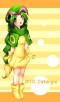 Caterpie by Sango90