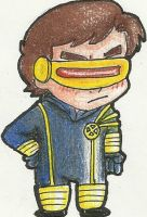 Chibi Cyclops by Leh-xp