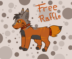 :Free Adoptable Raffle: - Winner announced! by LizzysAdopts
