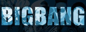Big Bang Typography Cover by maddaluther