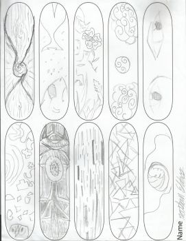 1 Skateboard Thumbnails by charlescool