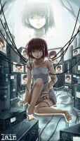 Lain Is GoD by Sinzire