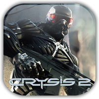 Crysis 2 Game Icon by Wolfangraul