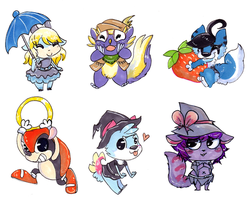 Comm Cheebs 01 by CritterKat