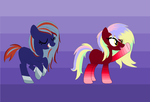 5 Point Pony Adoptables Open by Ety-Adopts