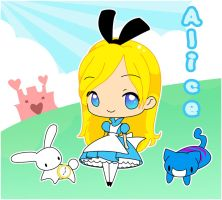 .:Alice:. by PhantomCarnival