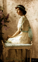 Tatiana Sitting 1914 by MissyLynne