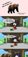 The Adventures of Kenma The Bear Youkai Episode 1 by Spaztique
