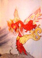 Phoenix Love: Reborn From The Ashes by JaquelineLeRose