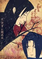 happy_birthday_Itachi-san by KimyuAka