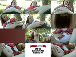 Explore Vore With Your Sister POV - Part 2 of 2 by GiantessFantasy