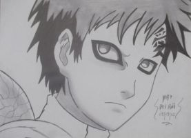 Gaara by Monstrenga-Do-Lago
