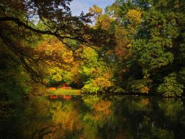 The quintessence of fall by realityDream