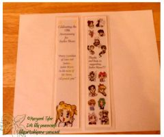 SOLD OUT- Discounted Bookmarks by lilly-peacecraft