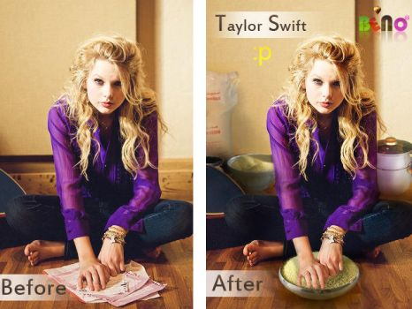 Taylor Swift :p (Just for Fun) by anour93