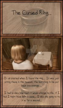 The Cursed Ring Part Four by Pharaoh-Hamenthotep