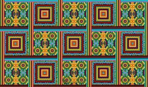 Fractal Quilt by wolfepaw