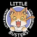 Little Busters Emblem Remake c: by ZiulWarSpectrum