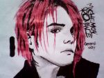 Gerard Way by stephanieAurelio