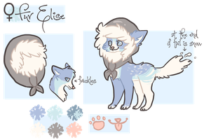 elise ref by sheriiquills