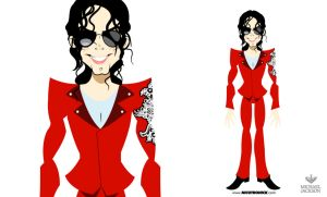 MICHAEL JACKSON This is it by nicotronick