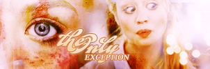 the only exception by claudiaV3