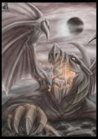 Time of the Dragons by AaronQuinn