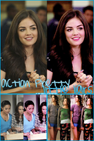 action. pretty little liars. by ateaparty