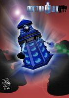 DOCTOR DALEK by MutanerdA