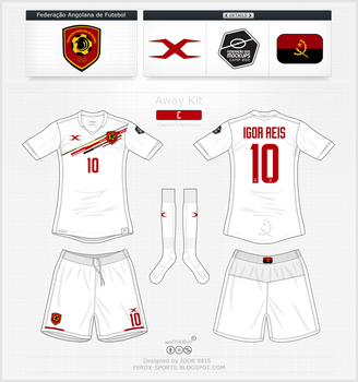 Angola Away by IGORxREIS