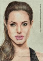Angelina Jolie 2012 by vegetanivel2