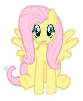 Fluttershy Practice by Kumiko-Love