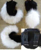 Malamute Tail by DreamVisionCreations