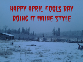 April-fools-day by JakeMcCormick