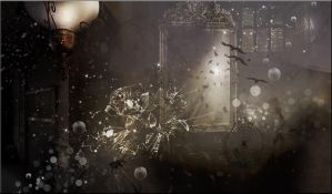Mirror PreMade Background by VaLeNtInE-DeViAnT