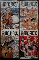 One Piece: Volumes 8-11 by Alicetiger