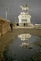 Reflected from the Past by saabie
