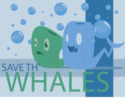 Save Th' Whales by SageSpoo