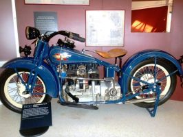 1930 Henderson 4 cylinder AMA Museum by Caveman1a