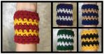 Harry Potter Wristbands by RebelATS